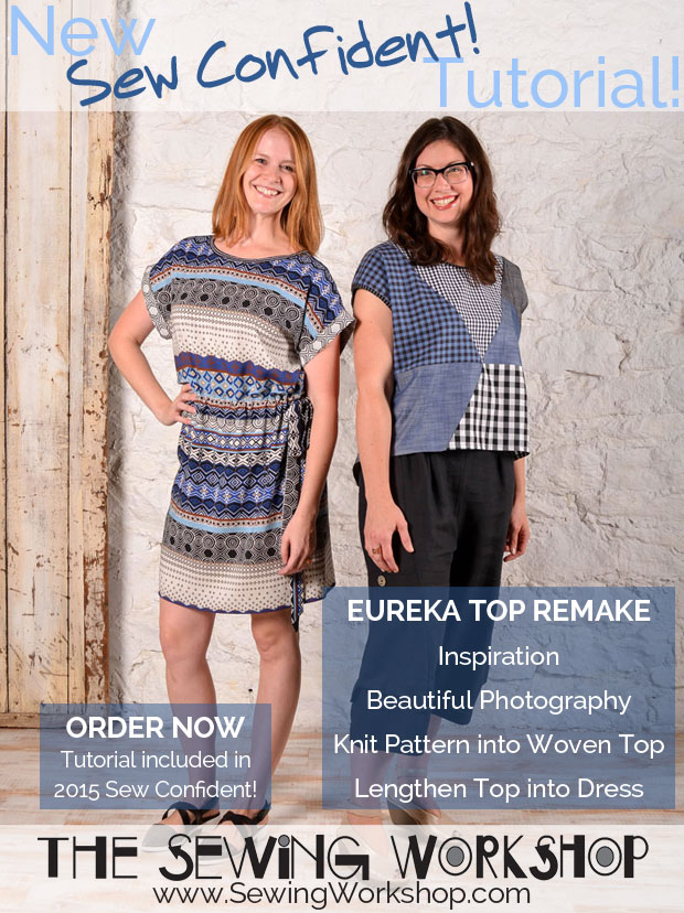 Sew Confident! September 2015
