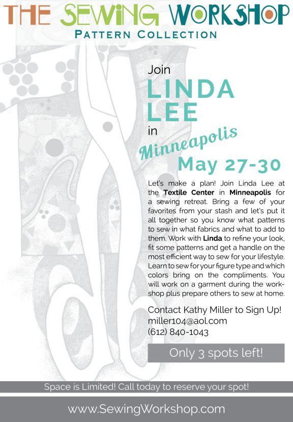 Join Linda Lee in Minneapolis!