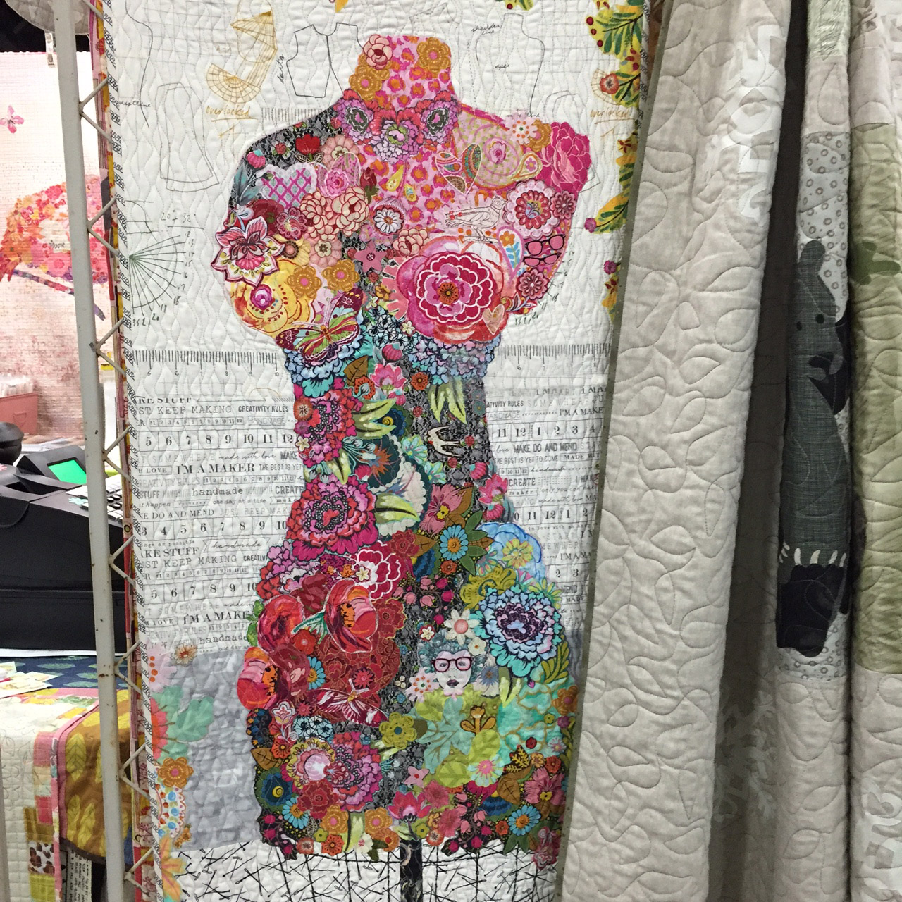 Sew Stitch Expo 2016 Day 3 Looks