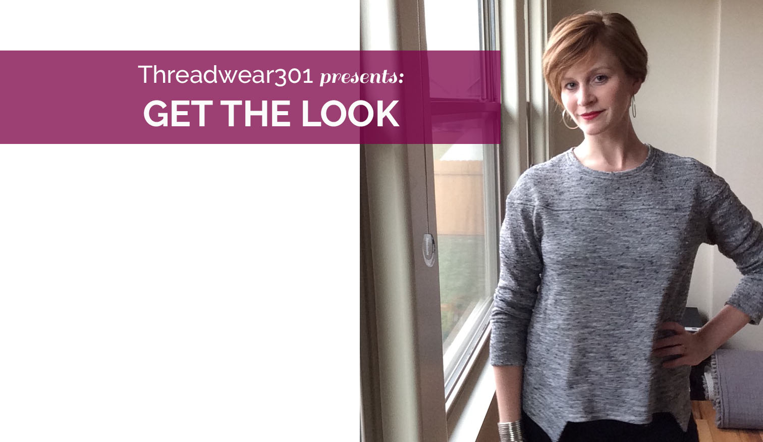 Today's Outfit: Get the Look