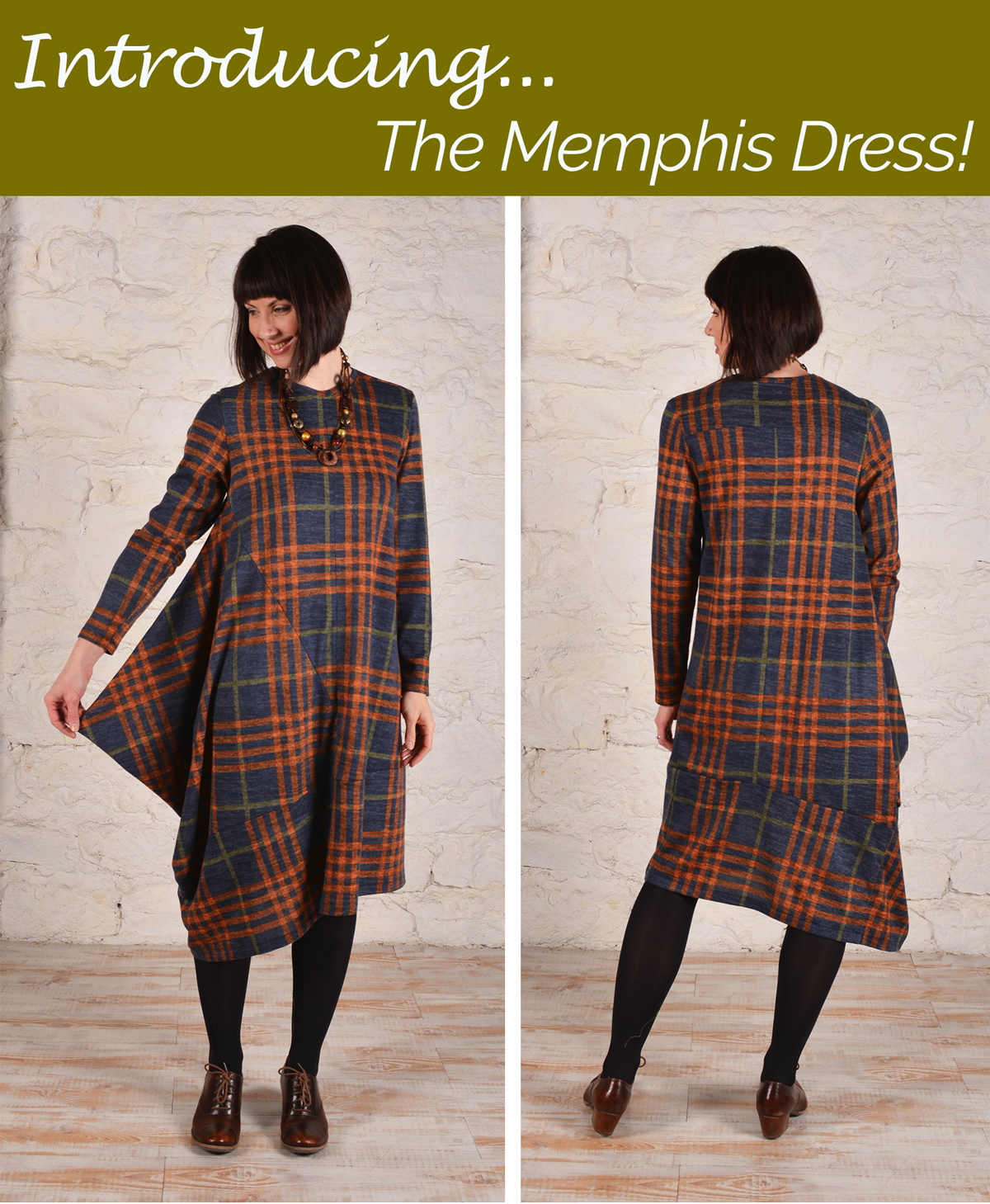 Introducing The Memphis Dress!
