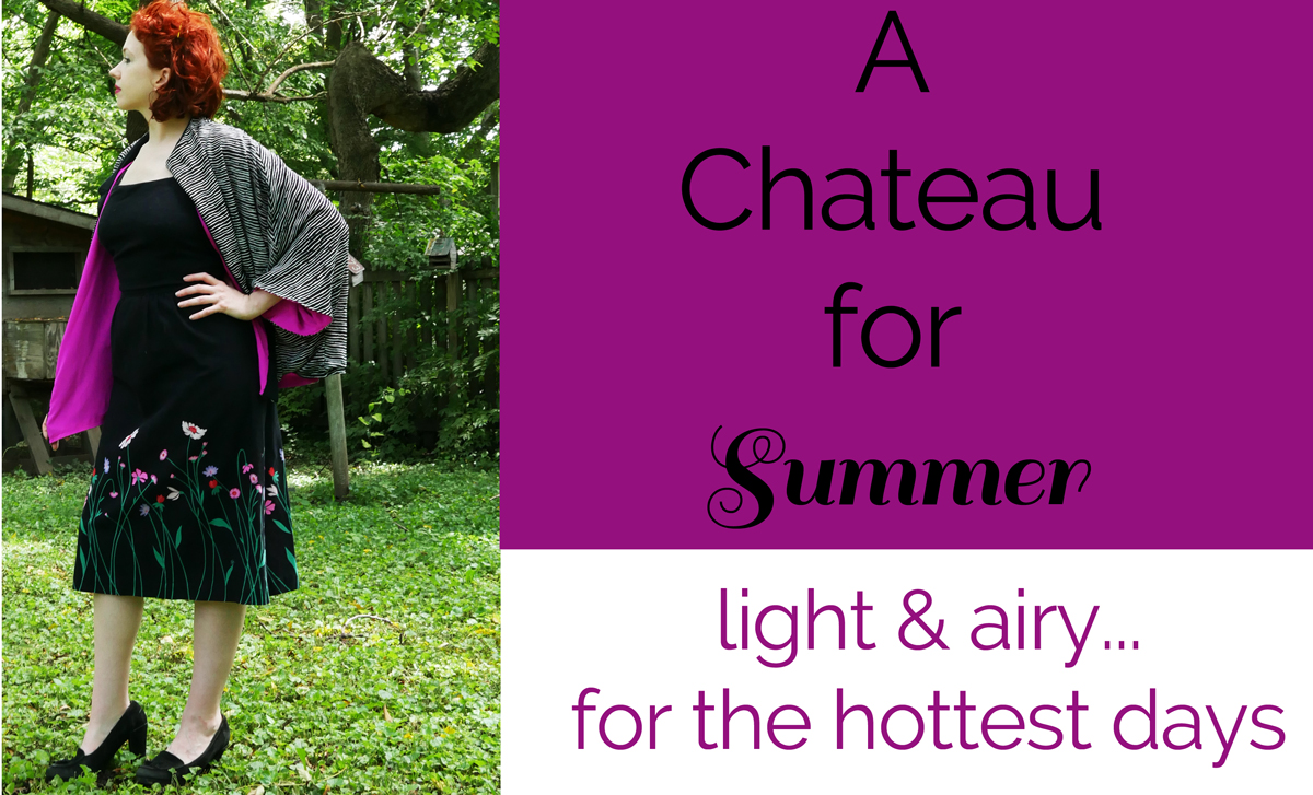 A Summer Chateau Jacket