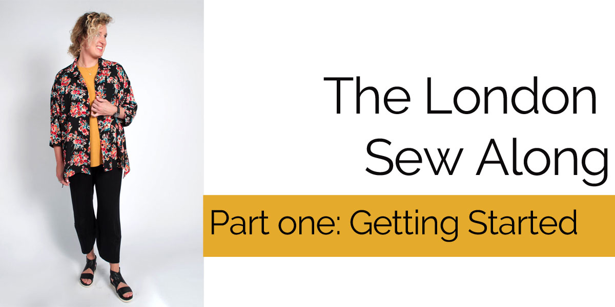 5dd44ab8 Welcome to the London Shirt Sew Along! This new shirt pattern is designed to  be worn oversized and has a generous amount of ease.