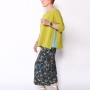 Sewing Workshop Patterns Splice Top with West End Pants