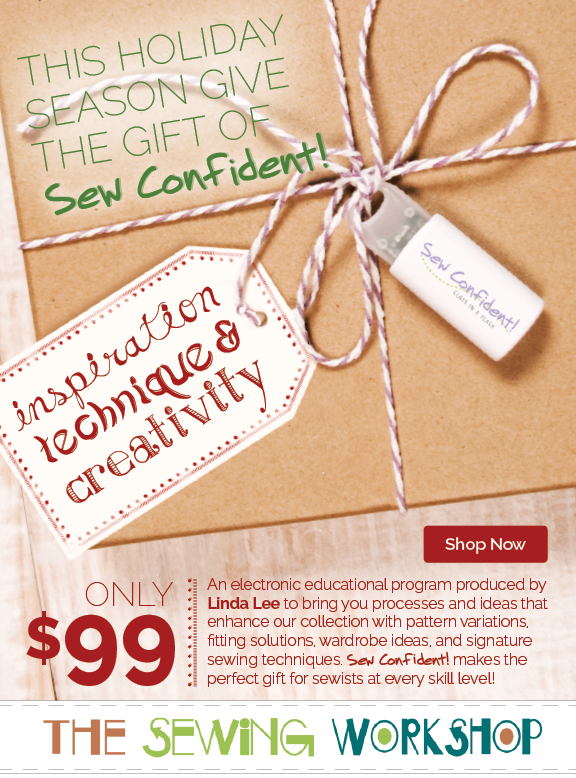 Sew Confident! as a Gift