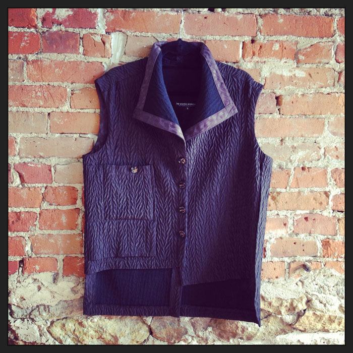 Icon Vest: Linda's Favorite New Garment